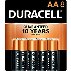 Duracell AA Batteries: The Duracell CopperTop Double A alkaline battery is designed for use in household items like remotes, toys, and more Duracell guarantees these batteries against defects in material and workmanship. Should any device be damaged ...