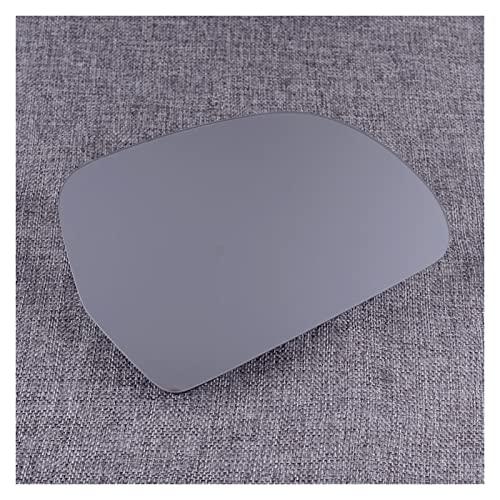 Espejos exteriores de automóviles y cubiertas Coche derecho Coche Puerta con calefacción Retrovisor Espejo de cristal Fit para Audi A3 A4 A5 S4 S5 Q3 A6 A8 Skoda Octavia Superb 3T Accesorios exterior
