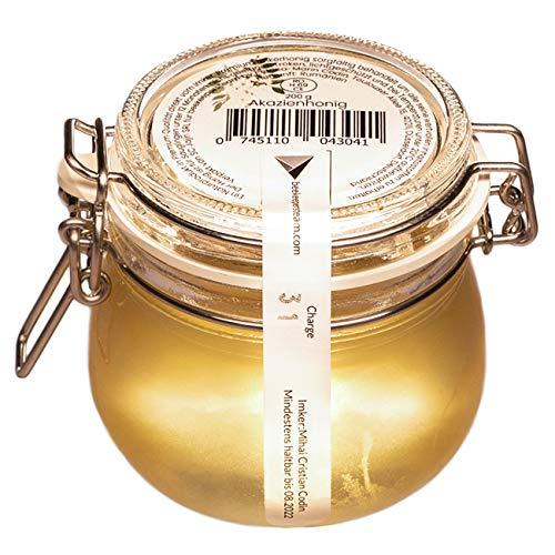 Akazienhonig 200g | Naturbelasener Honig | Rohhonig | Purer Honig