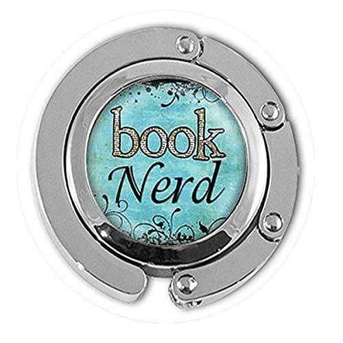 bab Buch-Nerd-Halskette oder Schlüsselanhänger, Glas, Kunstdruck, Schmuckanhänger, Bibelzitat