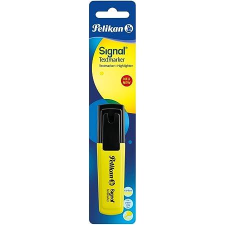 Pelikan Surligneur signal, Jaune, 1 Pièce