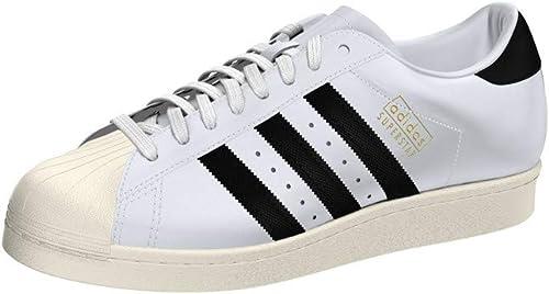 Adidas Superstar OG, Chaussures de Fitness Garçon, Blanc (Ftwbla Negbas   Casbla 000), 38 EU