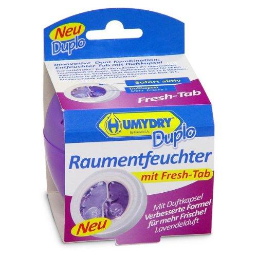 HUMYDRY Duplo 75g Luftentfeuchter Lavendel.