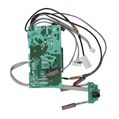 Bosch Siemens 00627845 ORIGINAL Elektronik Steuerelektronik Platine Elektromodul Steuermodul Steuerungsmodul Hauptplatine Mainboard Kabel Küchenmaschine Rührmaschine auch Constructa Balay Neff 627845