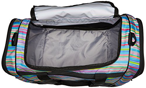 adidas Defender III Small Duffel, Meridian/Black, One Size