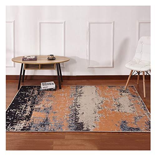 William 337 Vloerkleed voor meubels, woonkamer, eettafel, vloerkleed, modern, antislip, nachtkastje, dikke rechthoekige decoratie, karpetten