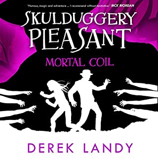 Mortal Coil audiobook cover art