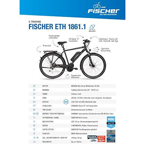 Fischer Herren E-Bike ETH 18611 kaufen  Bild 1*