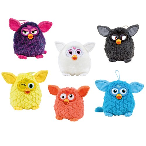 Furby Plüschpuppe, zufällig ausgewählte Modelle