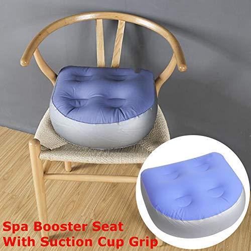 Steellwingsf Coussin de massage gonflable pour adulte