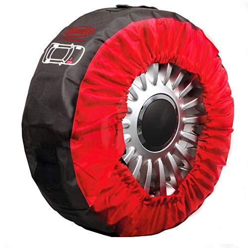HEYNER® 735000 Reifentaschen Reifen Aufbewahrung 4 Stück 14-18 Zoll