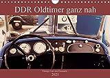 DDR Oldtimer ganz nah (Wandkalender 2021 DIN A4 quer)