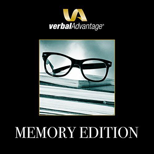 Memory Advantage audiobook cover art