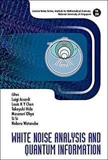 White Noise Analysis and Quantum Information (Lecture Notes Series, Institute for Mathematical Sciences, National University of Singapore Book 34) (English Edition)