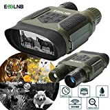 Best Night Vision Scopes - ESSLNB Night Vision Binoculars 1300ft Digital Night Vision Review