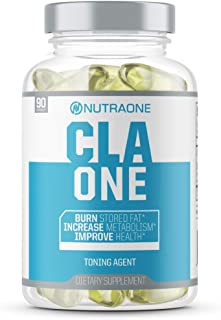 Sponsored Ad - CLAOne Weight Management Supplement from NutraOne Nutrition — Conjugated Linoleic Acid (CLA) Natural Diet A...