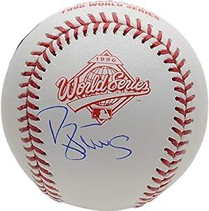 Darryl Strawberry New York Yankees Autographed 1996 World Series Baseball - Fanatics Authentic Certified