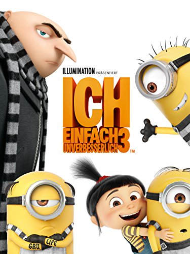 mächtig Despicable Me Minion 3 [dt./OV]