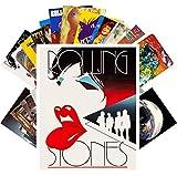 Postkarten-Set 24 Karten Rolling Stones Poster Fotos