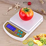 SHOPPOWORLD Electronic Digital Kitchen Scale, Kitchen Scale Digital Multipurpose, Weight Machines for Kitchen, Weight Machine, Weight Scale Kitchen, Kitchen Weight Machine Digital