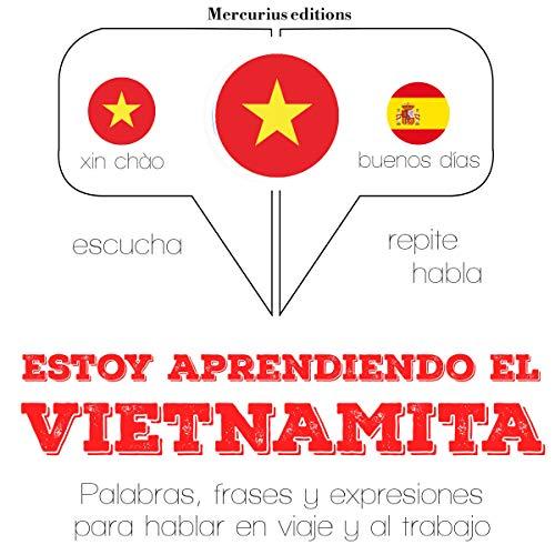 Estoy aprendiendo el vietnamita cover art