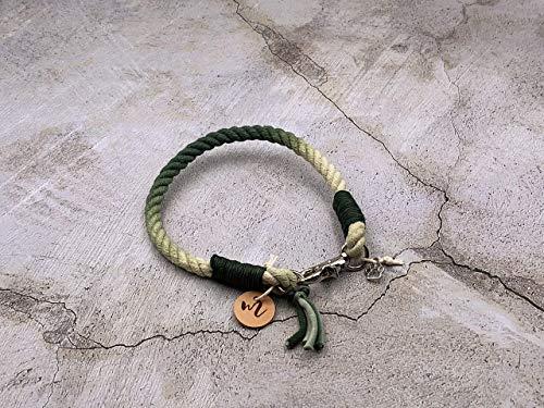 Mini Tau-Halsband in deiner Wunschfarbe (bis 10 Kg)