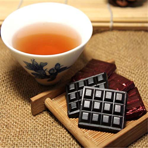 5g Yunnan Harz Wilder Tee Pu'er Tee Reifer Puer Tee Schwarzer Tee Alter Pu-Erh Tee Roter Tee Alte Bäume Chinesisches Grünes Essen Gesunder Tee Shu Cha