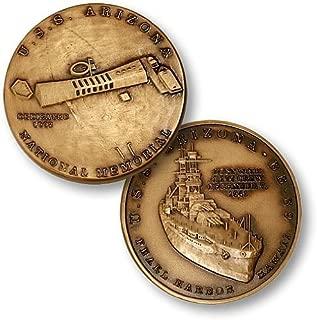 USS Arizona National Memorial Coin