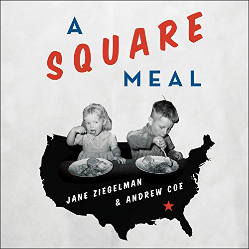 A Square Meal audiobook cover art