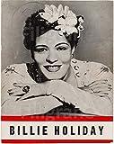 PostersAndCo TM Billie Holiday Rymh Poster / Kunstdruck 90
