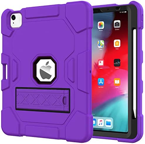 Grifobes Case for iPad Air 4 10 9 Inch 2020 Support Apple Pencil Charging with Pencil Holder product image