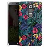 DeinDesign Coque Compatible avec LG G2 Mini Étui Housse Tropical Fleur Nature