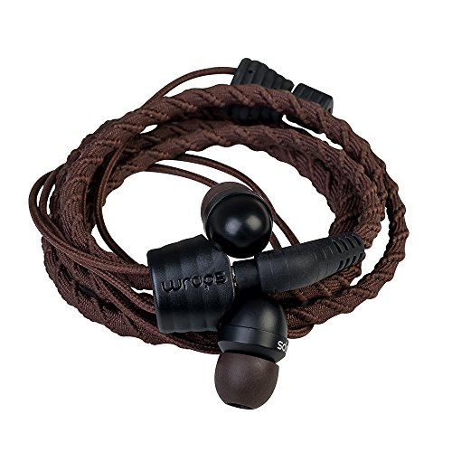 WRAPS Wristband Headphone - Fabric Brown