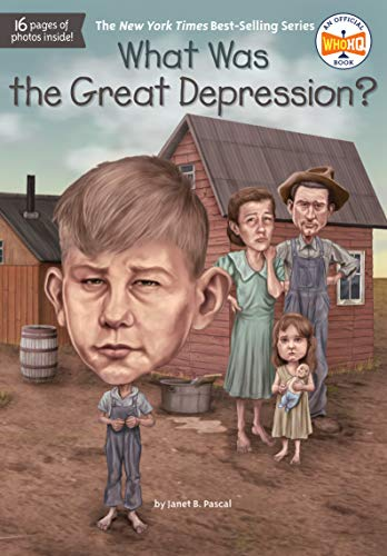 What Was the Great Depression? (What Was?) (English Edition)の詳細を見る