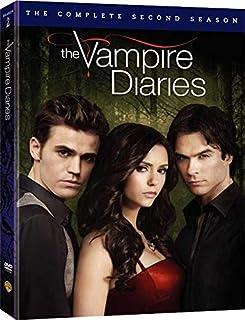 The Vampire Diaries - Season 2 - DVD