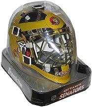 Franklin Ottawa Senators Mini Goalie Mask