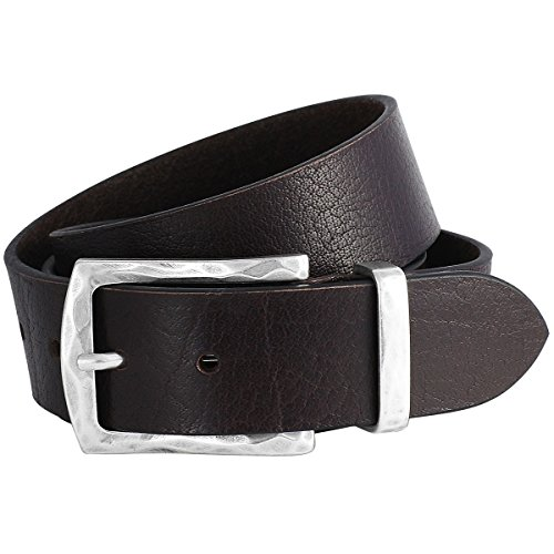 Ceinture Femme/Homme The Art of Belt casual unisex, 90073 dunkelbraun, Farbe/Color:marron, Size:135