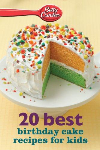 Pleasing Betty Crocker 20 Best Birthday Cakes Recipes For Kids Betty Funny Birthday Cards Online Fluifree Goldxyz