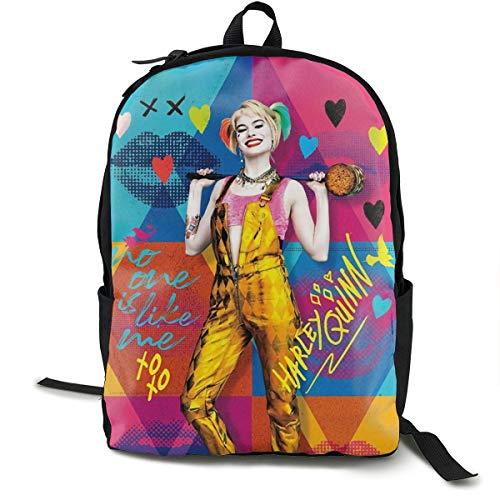 51Sw45uvcsL Harley Quinn Backpacks for School