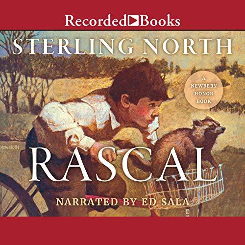 Rascal audiobook cover art