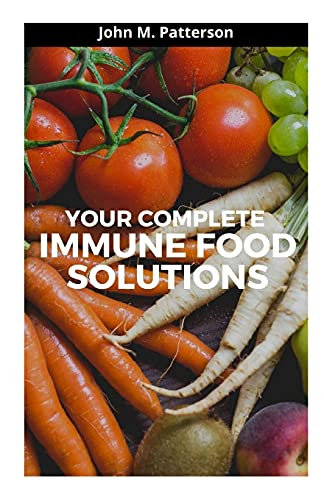 YOUR COMPLETE IMMUNE FOOD SOLUTIONS