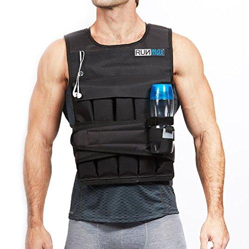 RunFast Weighted Running Vest