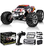 More Fun with Extended Run Time: Equipped with two Li-Po 7.4V 1600mAh rechargeable batteries and a special double battery connector, the Laegendary high speed remote control cars for boys and adults will run for up to 40 minutes at a time. Don't stop...