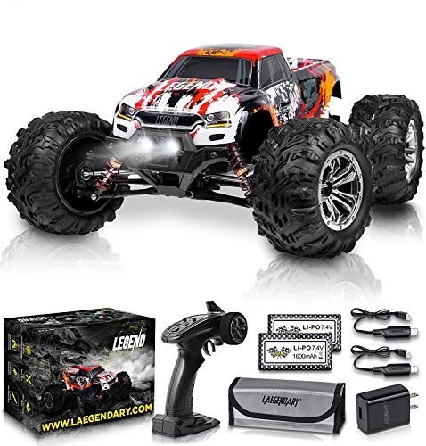 1:10 Scale Large RC Cars 50+ kmh Speed - Boys...