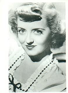 Bette Davis Head Shot 1930s Restrike 8x10