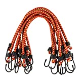 Stalwart 18' Bungee Cords - 10 Pack