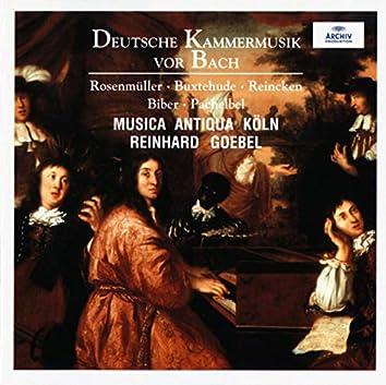 Deutsche Kammermusik vor Bach
