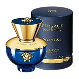 Versace Dylan Blue Pour Femme for Women Eau De Parfum Spray, 3.4...