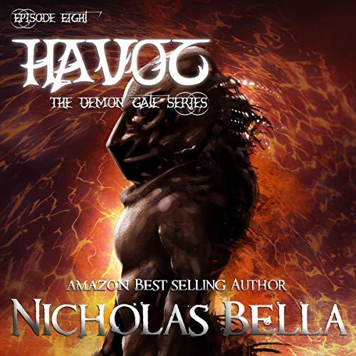 Havoc: Episode Eight cover art