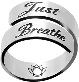 breathe ring jewelry